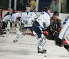 ENL Blaze v Peterborough Islanders - 10/02/2008 : 