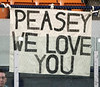 Peasey's Testimonial - 23/03/2008 : 